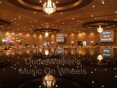 Standard System Dual Video Projection Lighting for Weddings & Standard System Dual Video Projection Lighting for Weddings | Dude ...