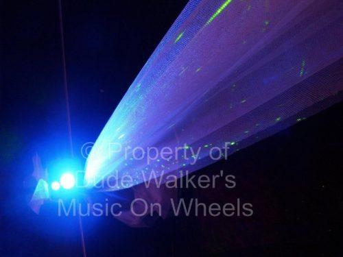 Music DJ Laser Light