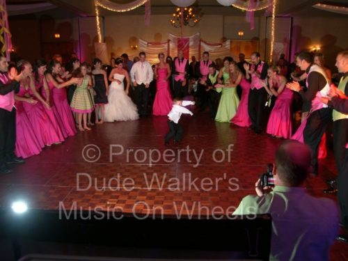 Wedding Dance Contest