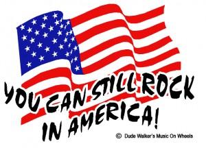 The Rocker Dude Walker | An American Disc Jockey That Rocks