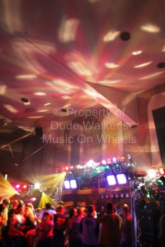 High School (HS) DJ - Dude Walker