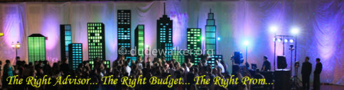 Right Prom DJ Price Budget