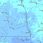 March 3 Snow Water Equivalent