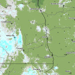 March 20 Snow Water Equivalent
